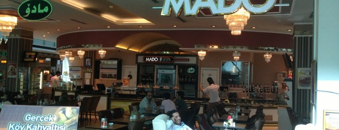 Mado Cafe, Family Mall is one of my best places in Erbil.