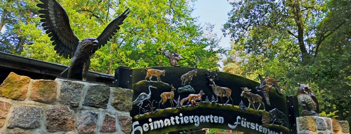 Heimattiergarten Fürstenwalde is one of Brandenburg Blog.