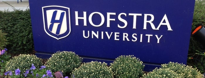 Hofstra University is one of College Love - Which will we visit Fall 2012.