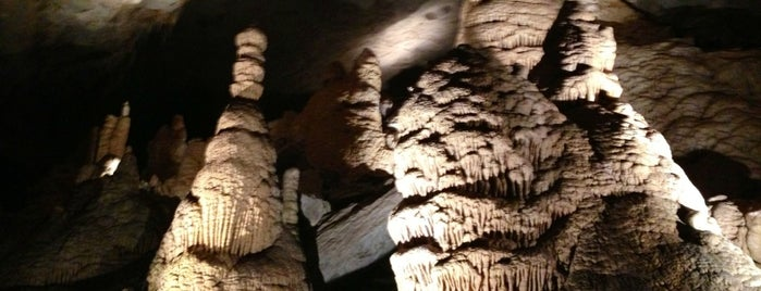 Cumberland Caverns is one of Best Places to Check out in United States Pt 4.