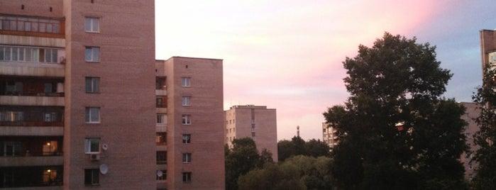 Протвино is one of cities.