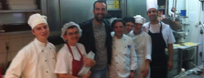 Restaurant Zigante is one of Istrien.