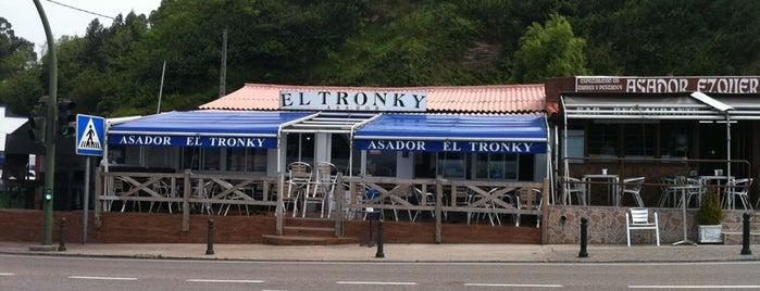 Asador El Tronky is one of Restaurantes.
