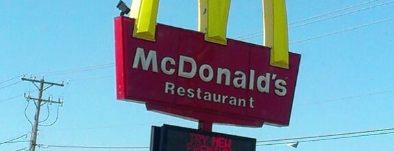 McDonald's is one of The Next Big Thing.
