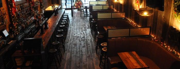 Turnmill Bar is one of NY Eats.