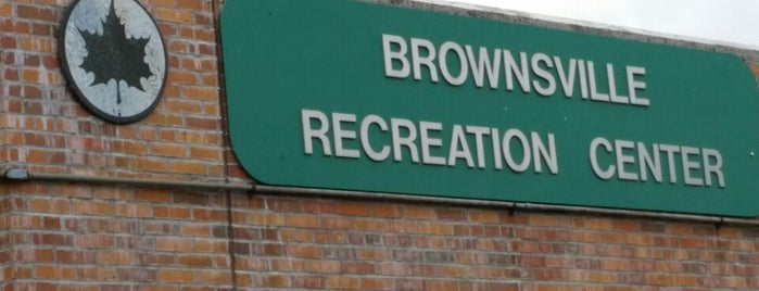 Brownsville Recreation Center is one of Wi-Fi in NYC Parks.