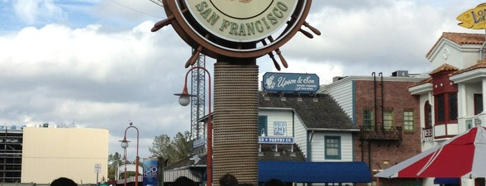 Fishermans Wharf From San Francisco is one of Atlanta Miami.
