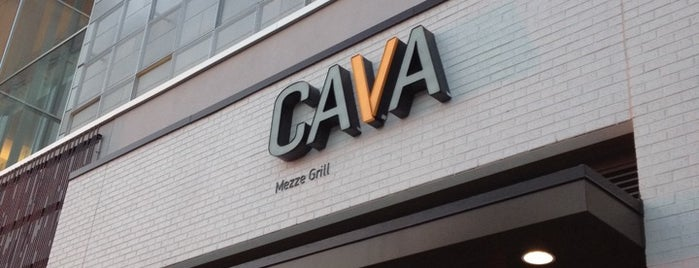 CAVA is one of Food Critic!.