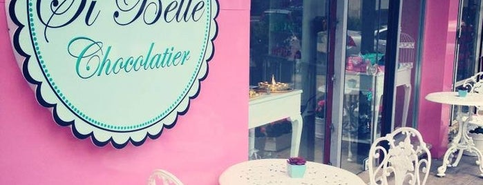 Si Belle Chocolatier is one of Sevdigim yerler.