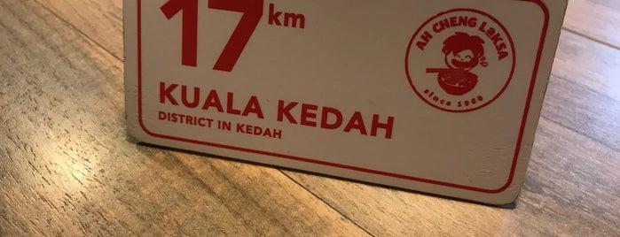 Ah Cheng Laksa is one of makan @ KL #16.