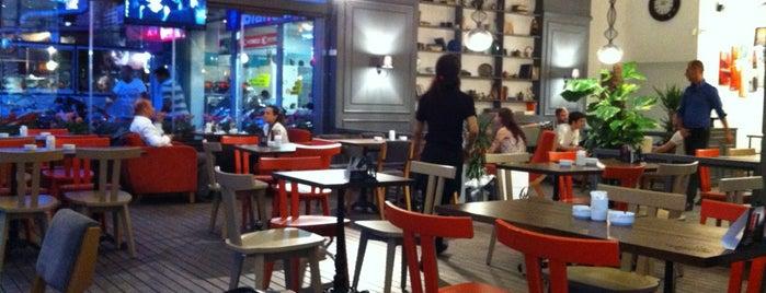 Caferesso is one of İstanbul Avrupa Yakası #2 🍁🍃.