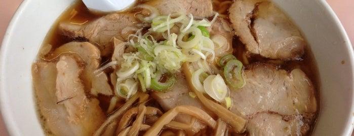 来夢 猪苗代店 is one of The 麺.