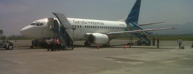 Abdulrachman Saleh Airport (MLG) is one of Indonesia's Airport - 1st List..