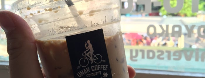 Unar Coffee Company Shop 2 is one of HK cafe.