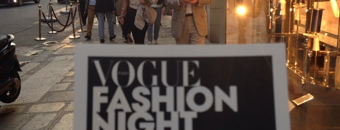 VOGUE is one of Liked.
