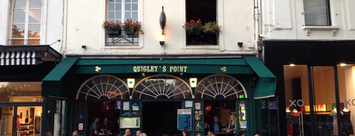Quigley's Point is one of Paris <3.