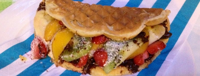 Vanilin Waffle & Coffee Shop is one of Favorite Restaurants.