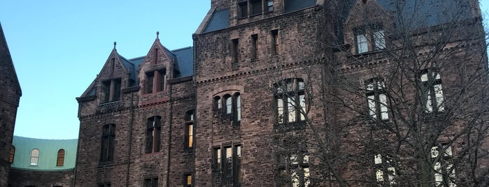 Buffalo Psychiatric Center is one of Paranormal Traveler.