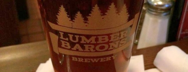 Lumber Barons Brewery is one of Skyward Conference.