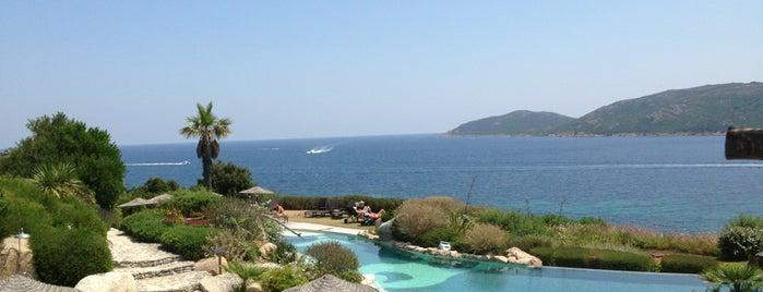 Hotel Capu Biancu is one of Corsica.