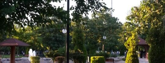 Kavaklık Parkı is one of Yeme-İçme (Türkiye).