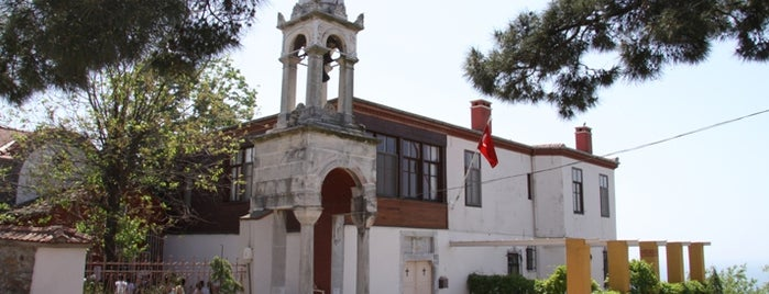 Aya Yorgi Kilisesi is one of istanbul.