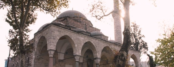 Murat Paşa Camii is one of Turkish' sights.