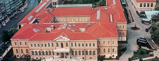 Harbiye Askeri Müzesi is one of ✔️.