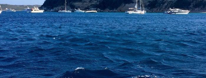 Plage de Balistra is one of Corsica.