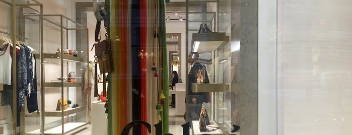 Chloé is one of Soho shopping.