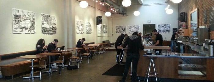 Stumptown Coffee Roasters is one of Dan's Portland.