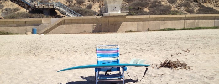 Lifeguard tower 37 is one of soon.