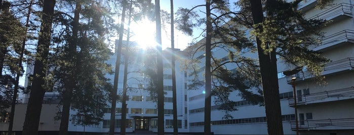 Paimion sairaala is one of Alvar Aalto.
