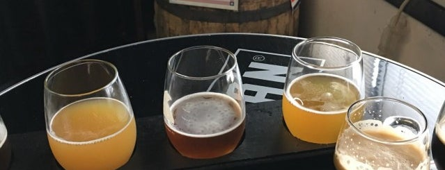 Ravenous Brewery is one of New England Breweries.