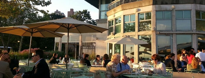 Battery Gardens Restaurant is one of NYC Brunch TODO.
