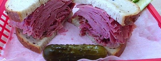 Pickle Barrel is one of Peewee's Big Ass South Florida Food Adventure!.