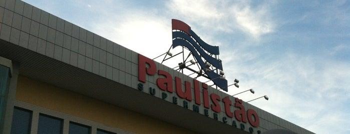 Paulistão Supermercados is one of Supermercados.