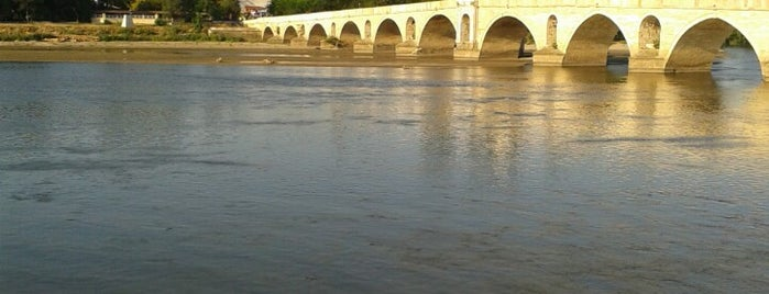 Tunca Nehri is one of Edirne.