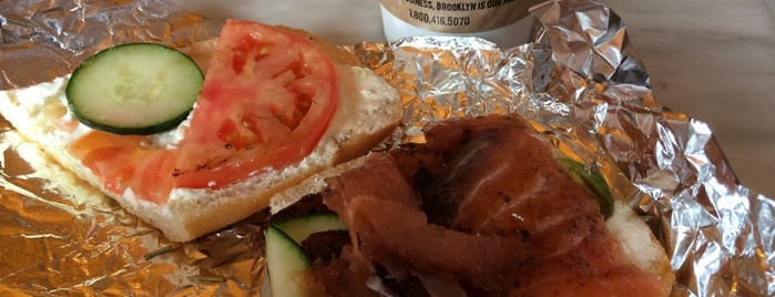 Acme Smoked Fish is one of GREENPOINT!.
