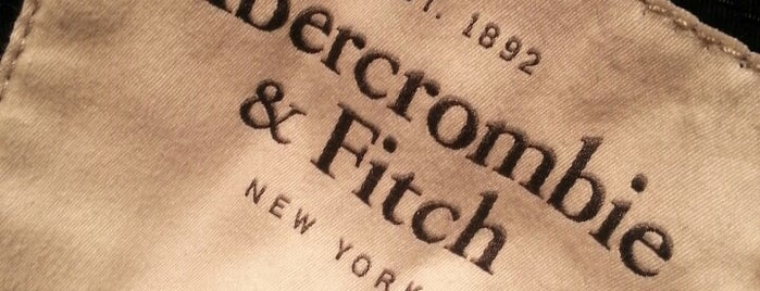 Abercrombie & Fitch is one of Amsterdã, Holanda.
