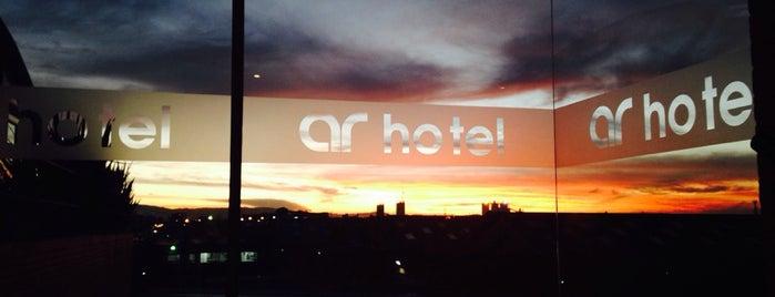 Radisson AR Hotel Bogotá Airport is one of Hoteles recomendados por Hansa Tours.