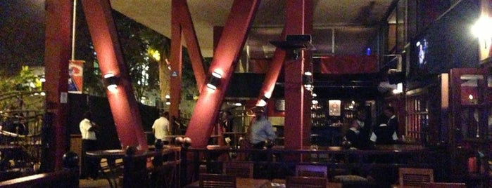 Gipsy Bar is one of Best hangout places.