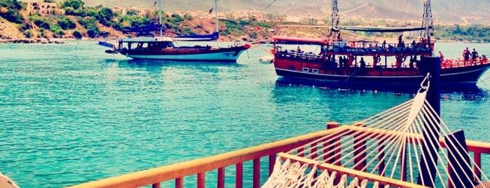 Merit Park Beach is one of Northern Cyprus.
