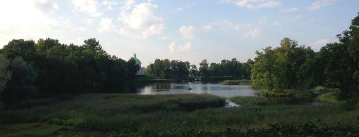 Дворец Петра III is one of Sights in Saint Petersburg & suburban places.