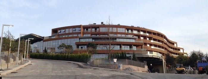 Rixos Thermal Eskişehir is one of Kalınabilir Otelimsiler.