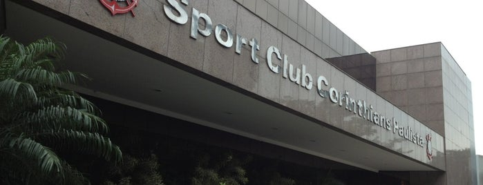 Sport Club Corinthians Paulista is one of SP - lugares.