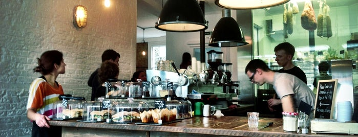 The Coffeeworks Project is one of London.