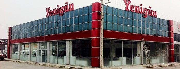 Yenigün Gazetesi is one of Lieux qui ont plu à Volkan.
