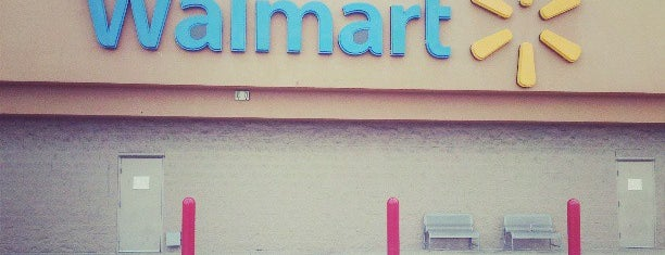 Walmart Supercenter is one of Frequent Check In's.