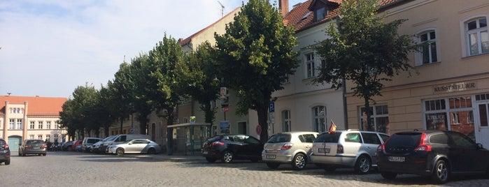 Altlandsberg is one of Brandenburg Blog.